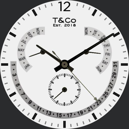 TCo PCC3010BkW - Classic Series