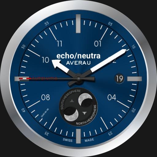 echo/neutra Averau 39 Automatic Moonphase 3 in 1