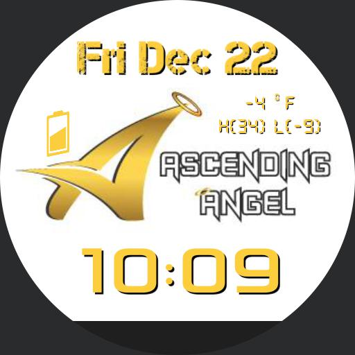 Ascending Angels Logo