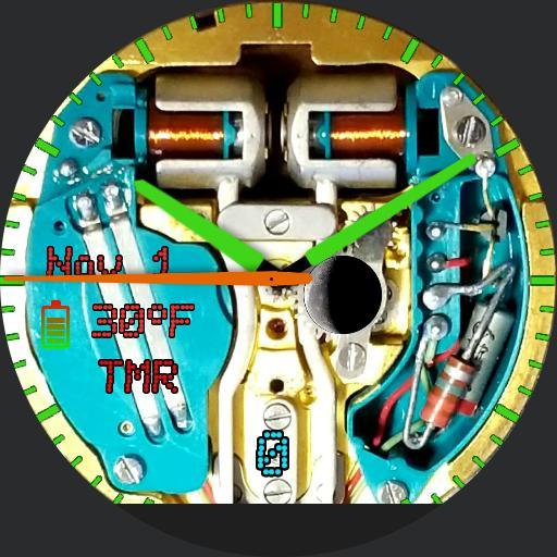 Bulova Spaceview Copy