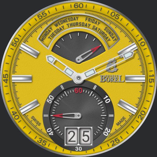 Ernest Borel Rocky Series II GS-5420