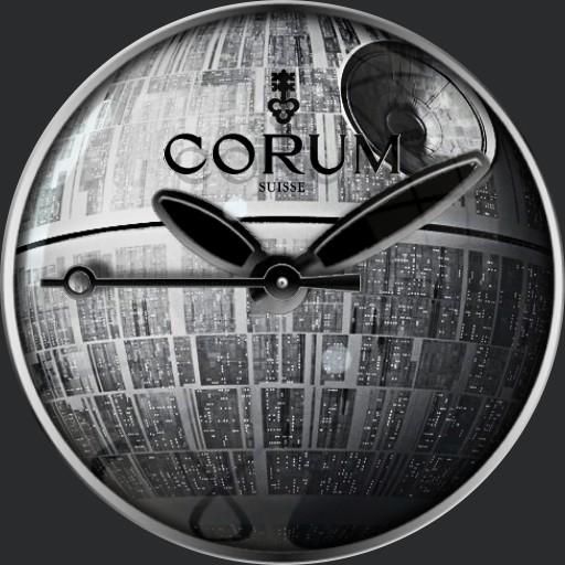 corum bubble death star