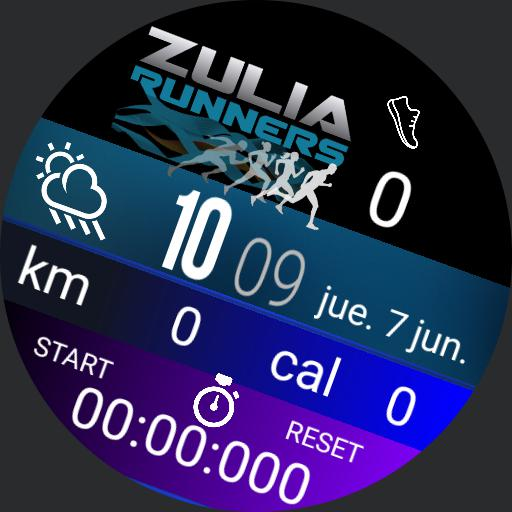 7Runner Watch v1.0 ZR edition