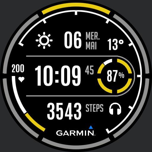 Benolf Ticwatch G sport color
