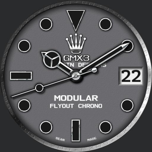 GMX3 Classic Matte Black