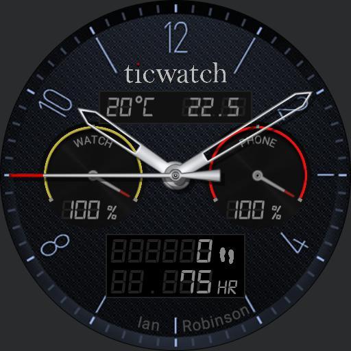 Robinson Ticwatch