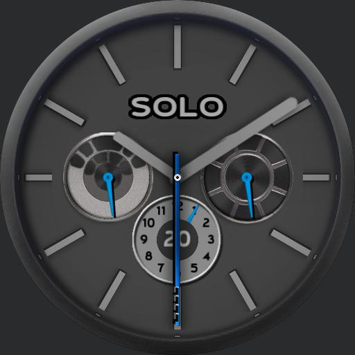 Solo, you cant get under it with date