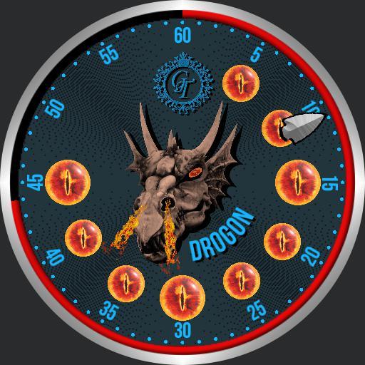 GoT Tribute, Drogon Fader.