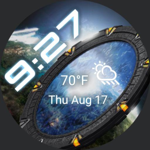 Stargate - Space gate