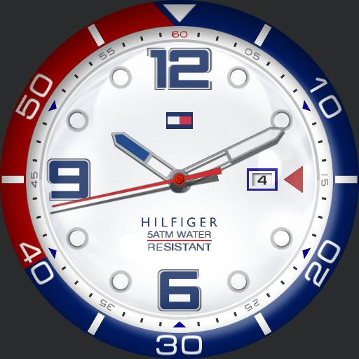 Hilfiger Keith White Edition