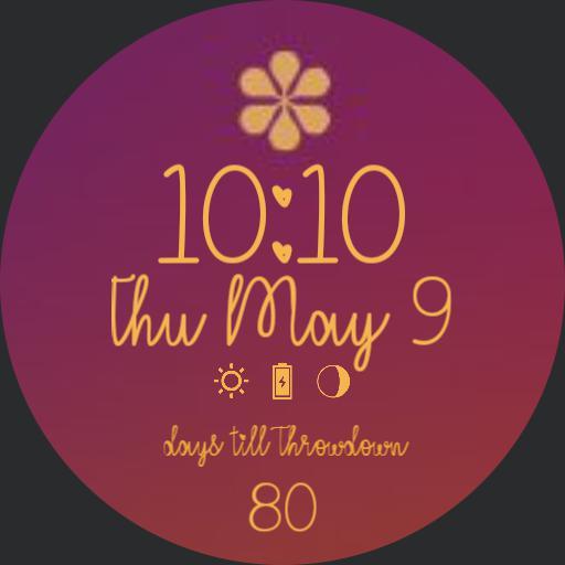 Goodson Todman daisy w/ countdown