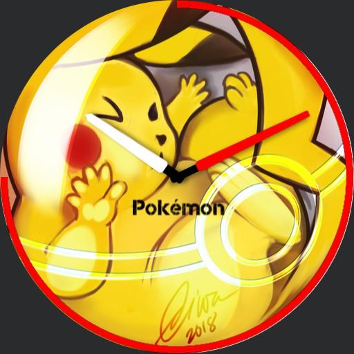 pokemon pikachu ball