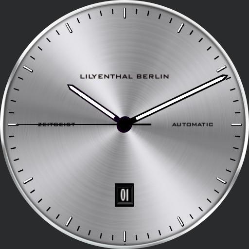 LILYENTHAL BERLIN Zeitgeist test