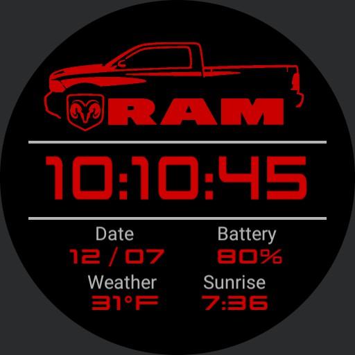 Red Digital Ram