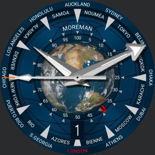 Global classic moreman