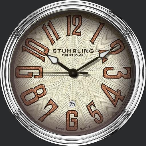 Stuhrling Delphi Roulette 301.331515