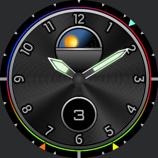 JSM Sun Moon Weather and Batteries Dots 2.0