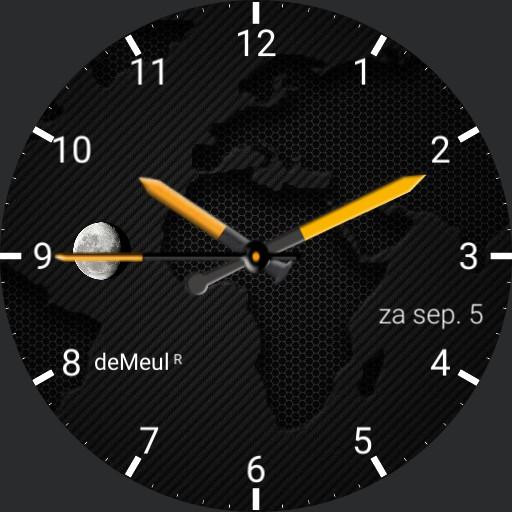 Earth Black watch