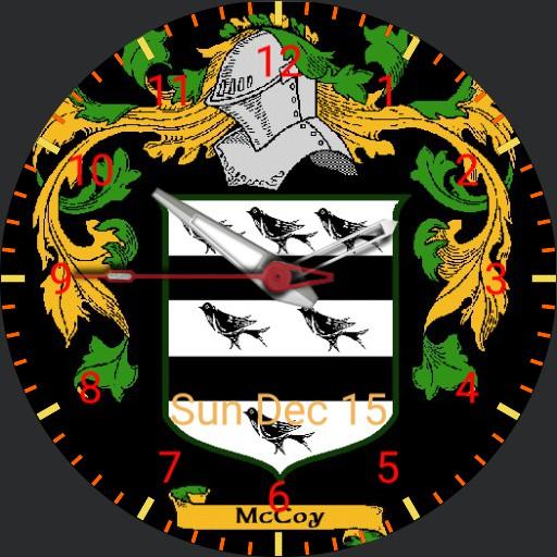 McCoy Family Crest