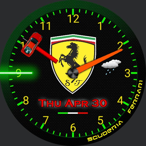 Ferrari Aero touch Copy