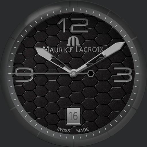 Maurice Lacroix Milestone black