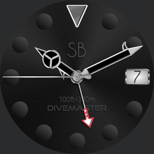 SB DIVEMASTER  BH B
