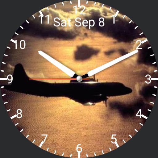 P-3 Night Patrol
