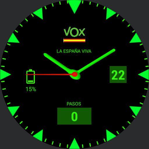 VOX PASOS