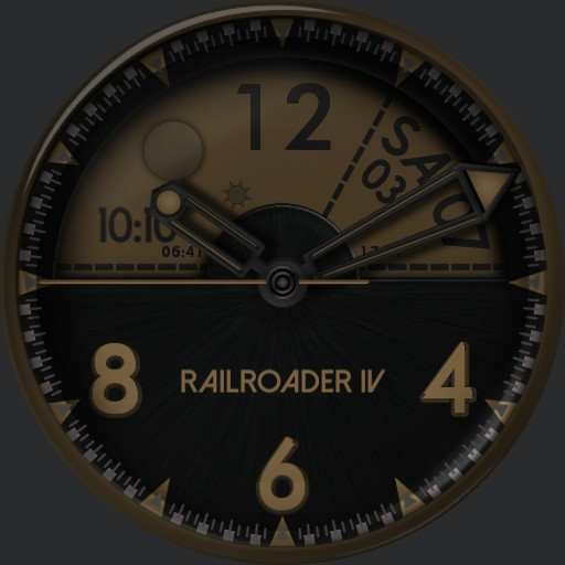 snork railroader IV
