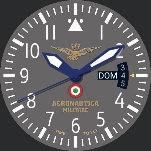 Aeronautica militare AEROLIGHTNING