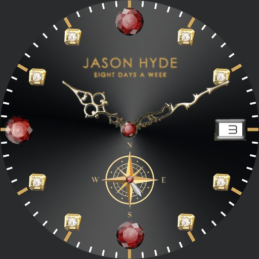 Jason Hyde gold ruby