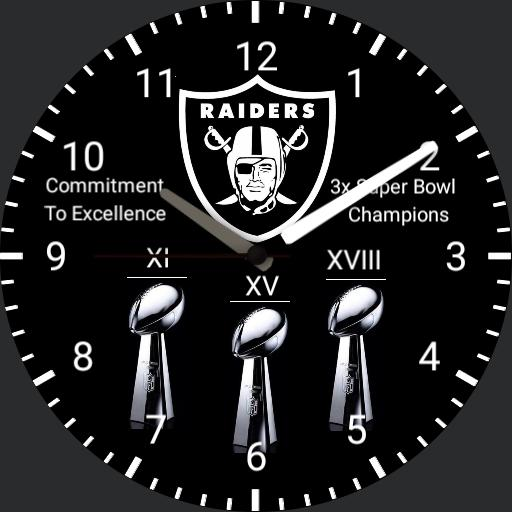 Raiders super bowl champs