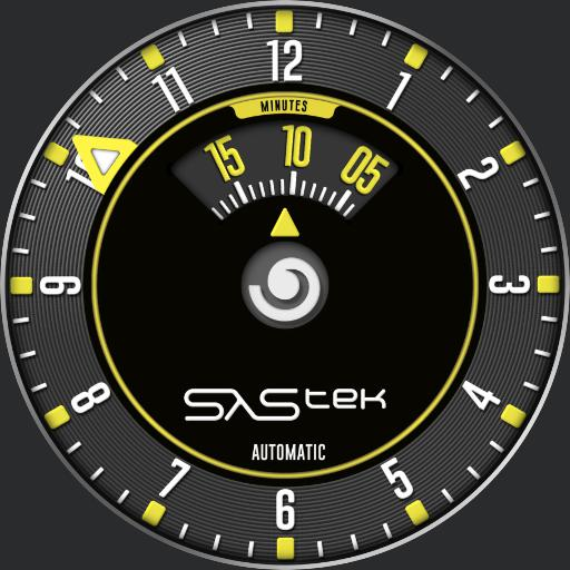 Sastek Time Speed Indicator