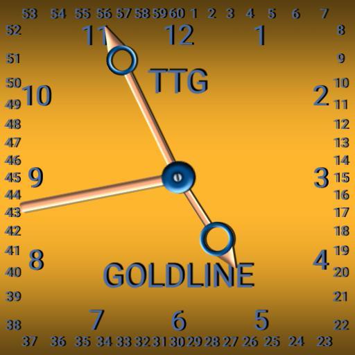 TTG GOLDLINE - SQUARE