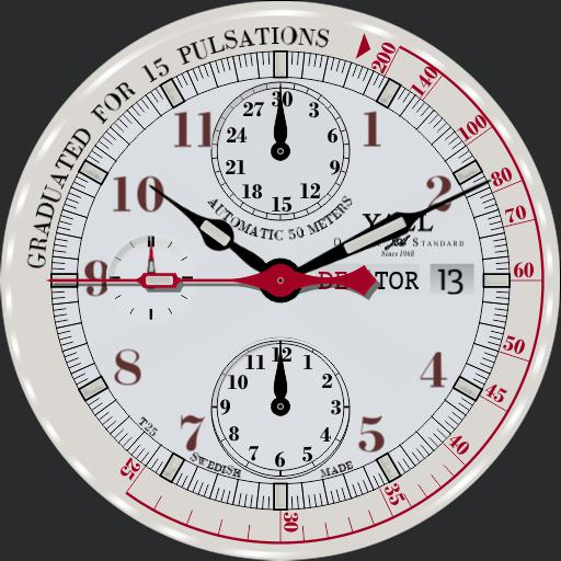 Yall TrainDoctors Chronograph