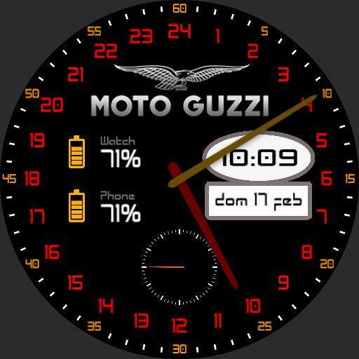 Guzzi  001 24h analogic
