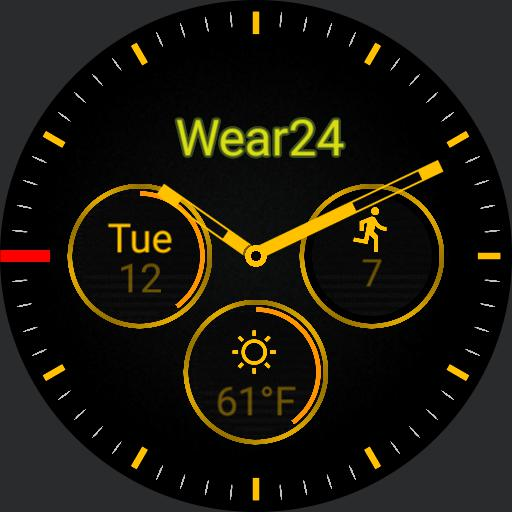 Wear24 moto style