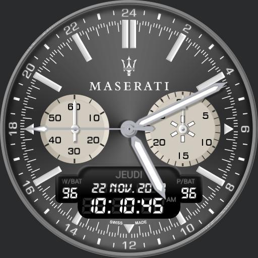 Maserati Digital Edition
