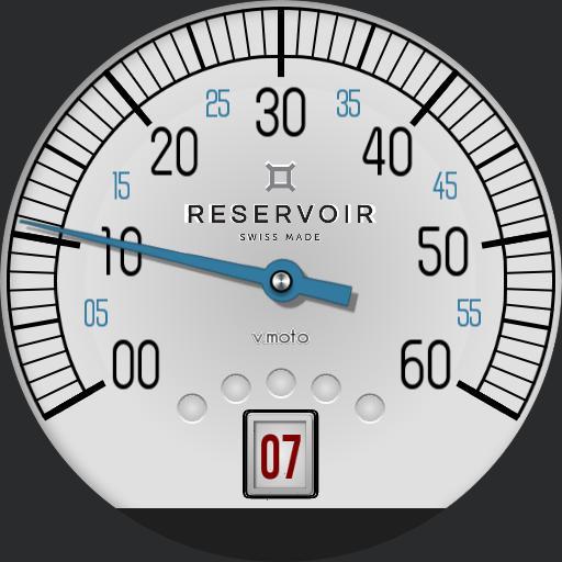 Reservoir Tiefenmesser .moto