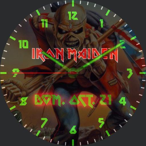Iron Maiden rk