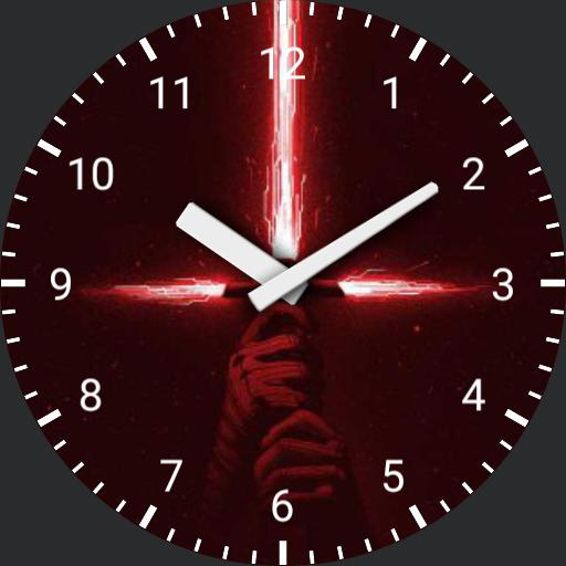 Star Wars Kylo Saber