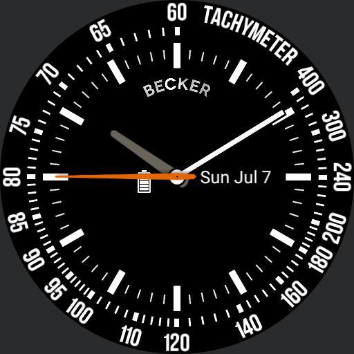 T A G Becker