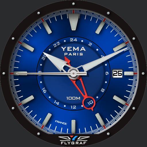 Yema Flygraf GMT 2008