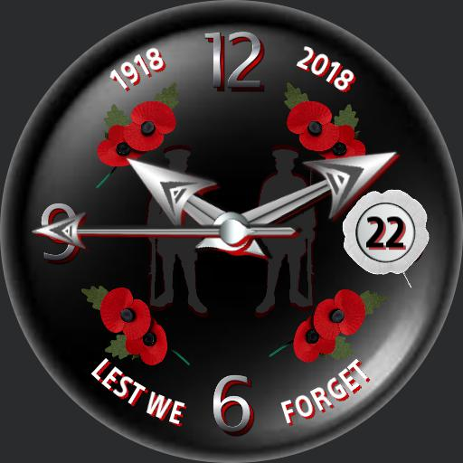 11 11 11 Remembered