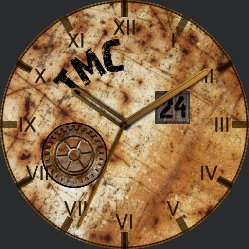 Rusty watch