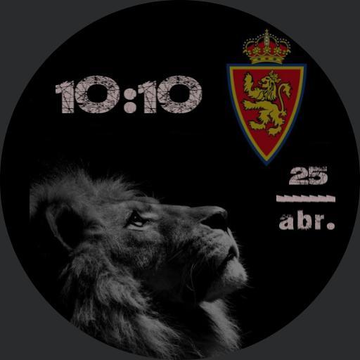 real Zaragoza leon 2