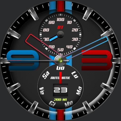 Xenoverse Diver watch