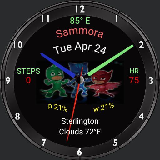 Sammora - PJ Masks ORIGINAL Copy