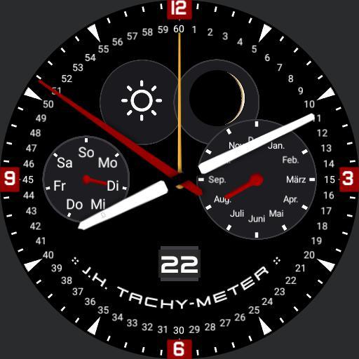 j.h. tachy-meter