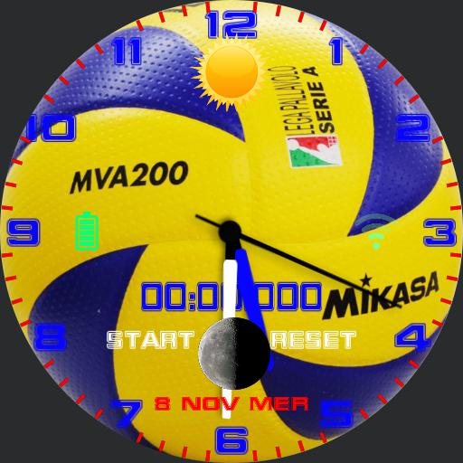 volleyball mikasa